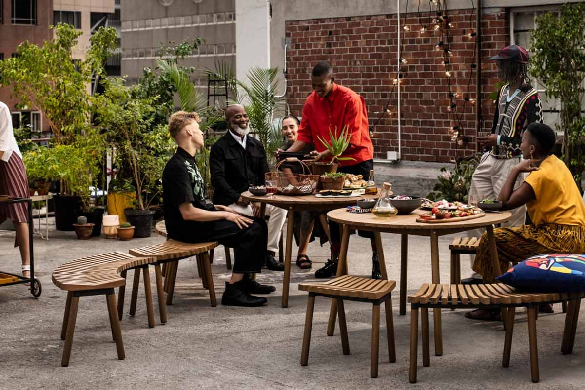 Bộ Sưu Tập Nội Thất Overallt – Kết Hợp Giữa IKEA và Nhà Thiết Kế Châu Phi