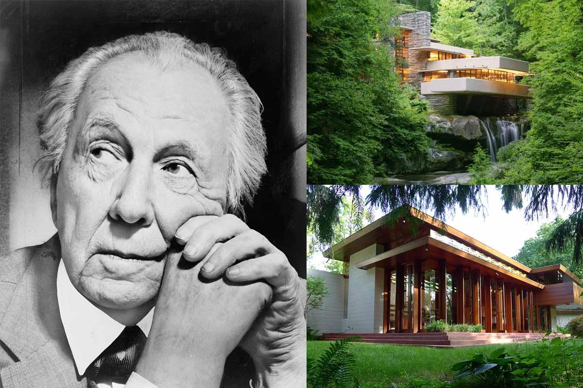 Frank Lloyd Wright – Những Thiết Kế Gây Ám Ảnh Cho Chủ Nhà