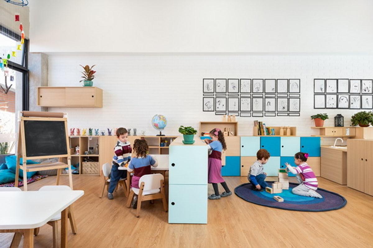 Giúp Con Bạn Tự Lập Với Thiết Kế Nội Thất Montessori